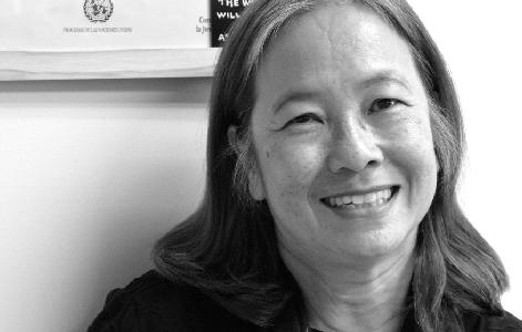 THE FEMINIST ECONOMIST: Maria Floro