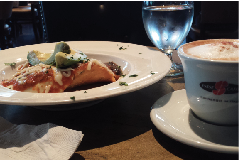 Brunch With a Silver Spoon: Waterfront