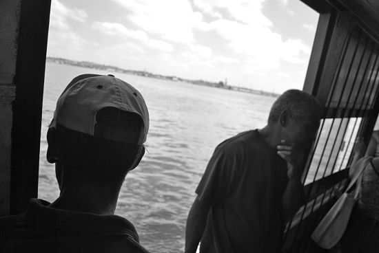 Photos: Across the Water