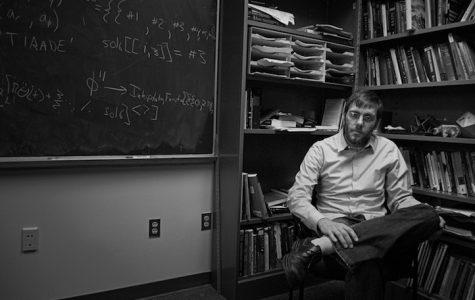 Professor Profile: Nate Harshman