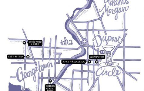 A Good Read on Every Corner: Ye Olde DC Booke Krawle