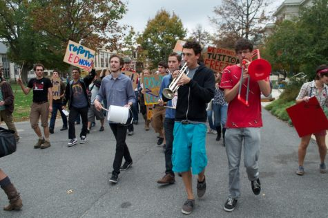 Fighting for Less Tuition, More Representation