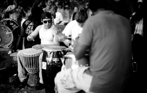Photo Essay: The Meridian Hill Park Drum Circle