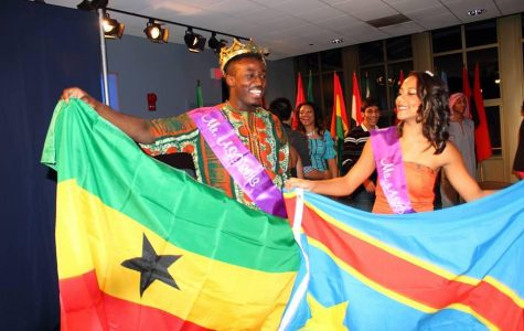 Pageant Contestants Hold High Hopes for Africa