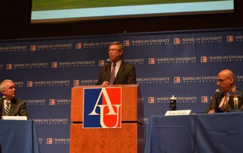 Where They Stand: Notes from AU's Mayoral Debate