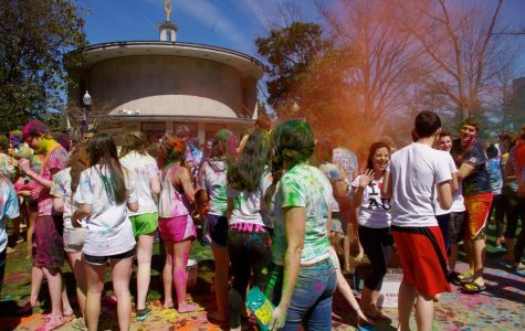 525,600 Colors: Holi at American University
