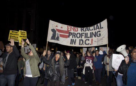 No justice. No peace. No racist police.