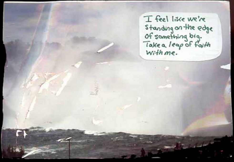 sharing secrets with frank warren awol sits down with postsecret