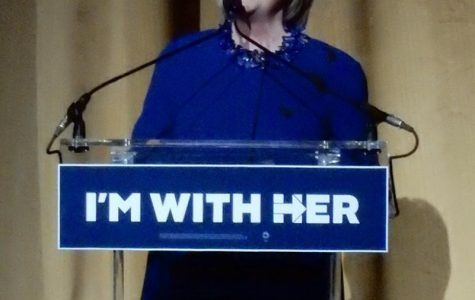 Opinion   : I'm With Her: Progressive and Passionate About Clinton