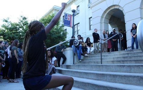 Enough is Enough: AUSG & Antiracist Research & Policy Center Hold Rally