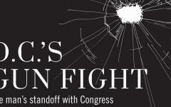 DC's Gun Fight: One man's standoff with Congress
