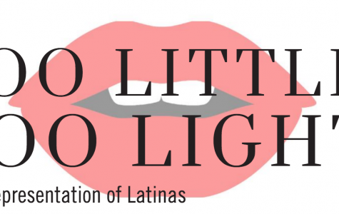 Too Little, Too Light: Media Representation of Latinas
