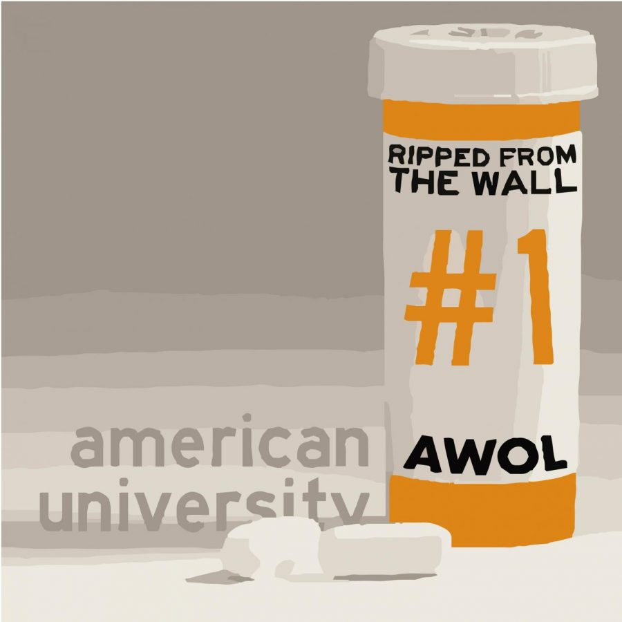 Ripped from the Wall, Addiction at AU, Part I: The Discovery