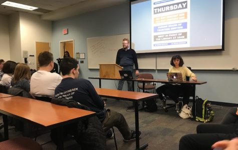 Student activists hold town hall on tuition increase, AUSG president says tuition increase inevitable