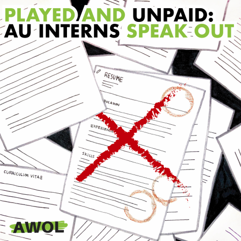 Played and Unpaid: AU Interns Speak Out