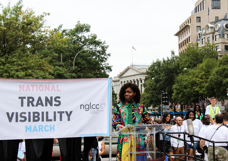 Transgender+Visibility+March