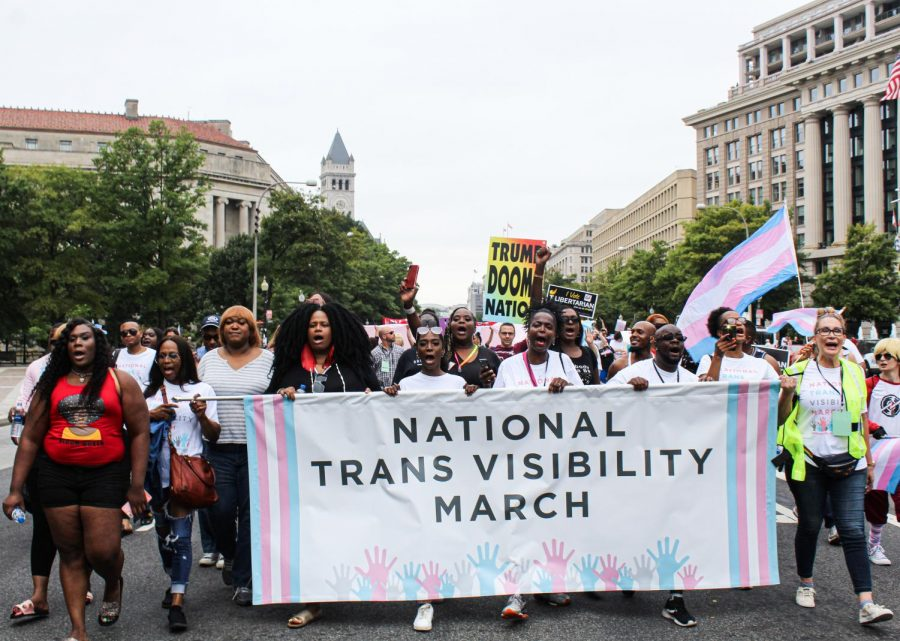 Transgender Visibility March