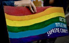 LGBTQ+ Workplace Equality Rally