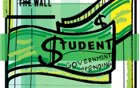 Suspicious Spending in Student Government