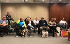 Iowa residents caucus for the first time in Washington
