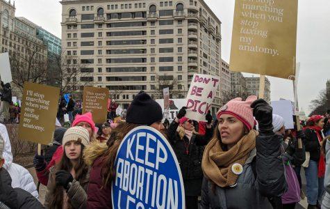 Women's March on Washington 2020
