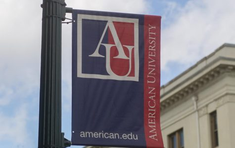 Flag of American University