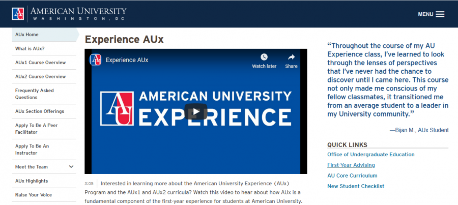 AUx staff members say they face racism from upper university leadership