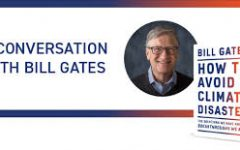 Bill Gates speaks with DC college students on climate change