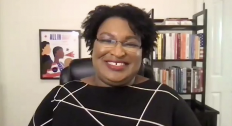 Stacey Abrams kicks off Founder's Week with a zoom webinar